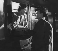 Brief Encounter I, Celia Johnson and Trevor Howard