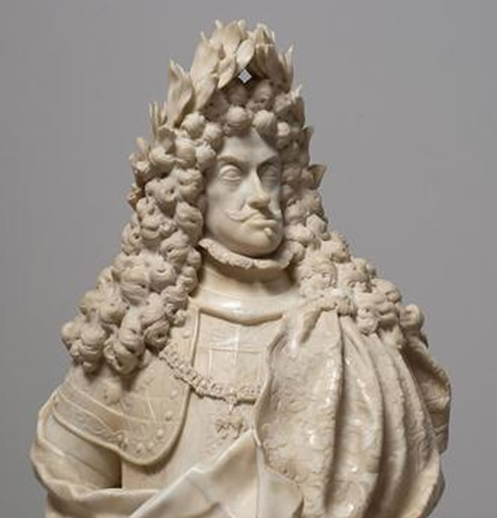 Bust of Emperor Leopold I