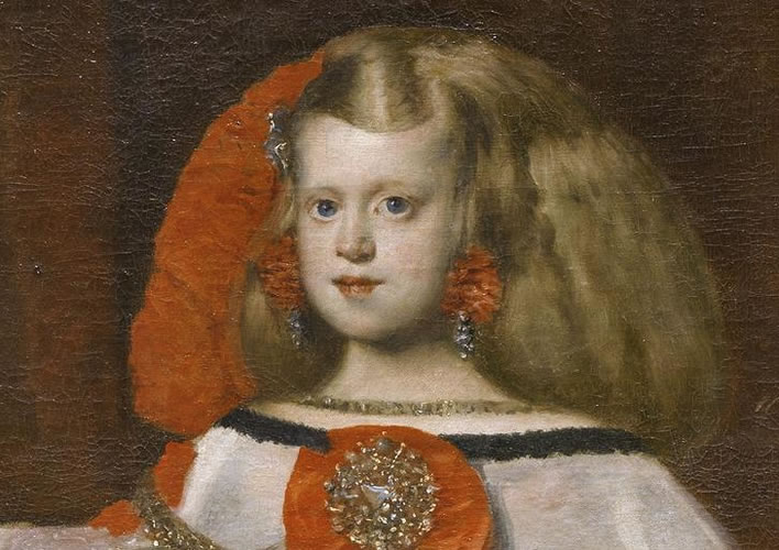 Margarita Teresa of Spain/Austria