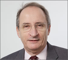 Andrew Scalland, Director of Electoral Administration, Electoral Commission. Appointed CBE in the 2016 New Year Honours for services to electoral democracy.