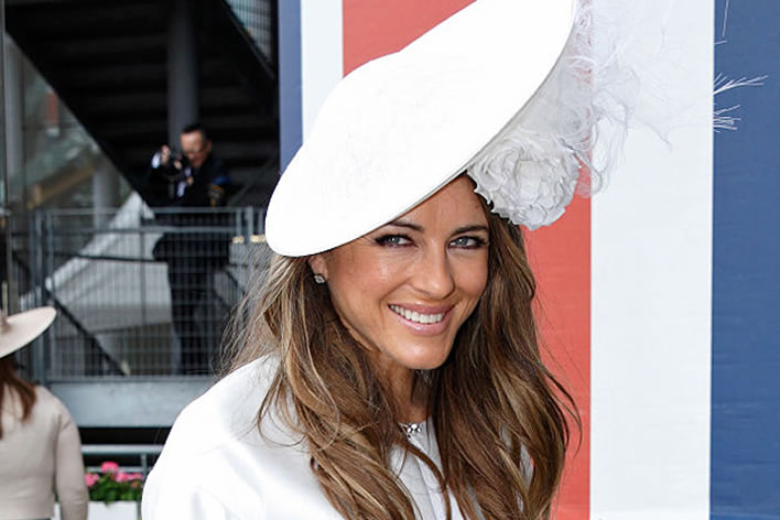 Elizabeth Hurley, Spectator, Getty Images