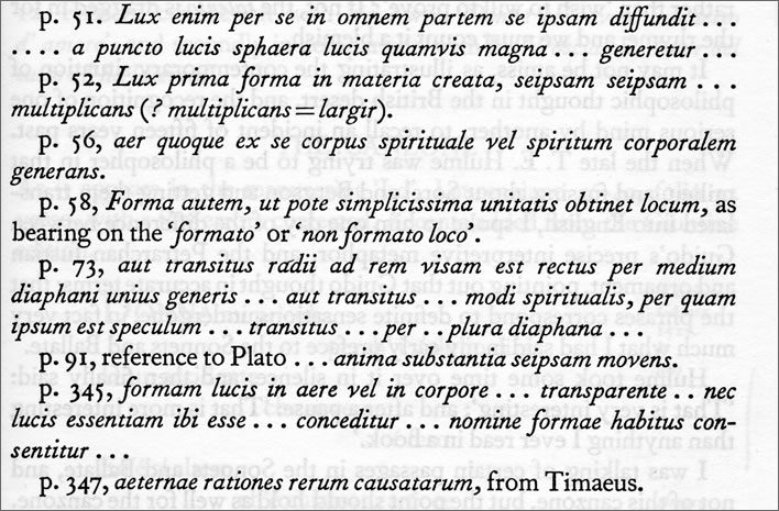 From Ezra Pound, Cavalcanti, LE p. 161.