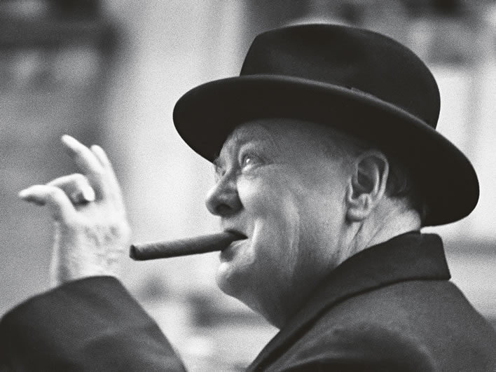 Churchill in Zurich, Image:©André Melchior
