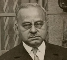 Alfred Adler, 1930, a member of our psych-team