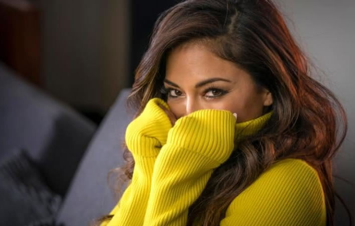 Nicole Scherzinger. Image ©Andrew Crowley for the Telegraph.