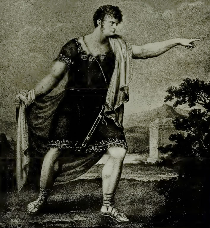 Giuseppe Siboni as Licinius