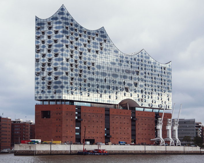 Elbphilharmonie, image: ©Sophie Wolter
