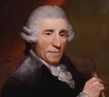 Joseph Haydn (1732–1809) by Thomas Hardy (1757–1804), 1791. Image: Royal College of Music