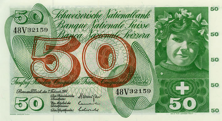 Pierre Gauchat Swiss series 5 banknote designs: 50fr Apple Harvest A293.306_recto_708x385