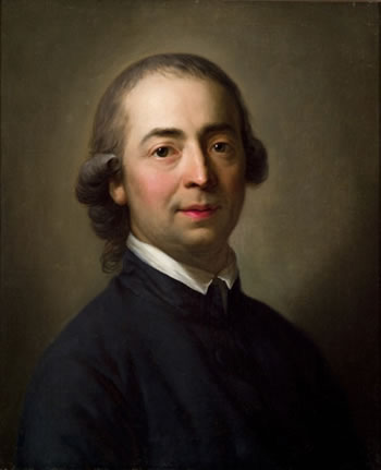 Johann Gottfried Herder by Anton Graff (1736-1813), c. 1775