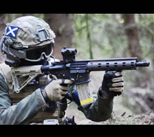Image from Airsoft War Games Action Scotland