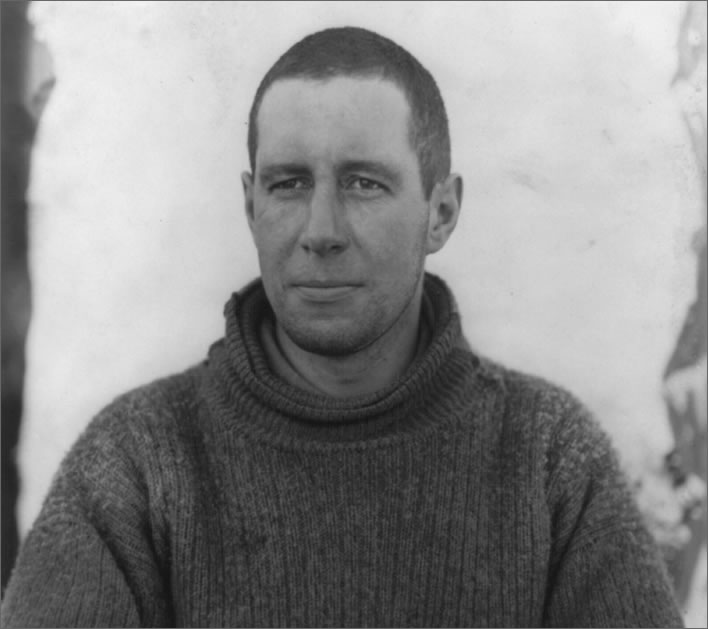 Terra Nova expedition: Captain Lawrence E.G. Oates.