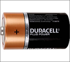 Switzerland meets the Duracell bunny.