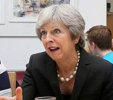 Theresa May explains