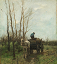 Anton Mauve, 'Gathering Wood', ND.