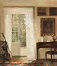 Carl Holsoe, 'Interior with a Cello', ND.